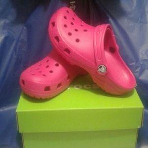 Crocs Classic Clog Candy Pink